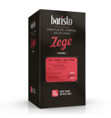 Кафе дози Baristo Specialty Coffee Selection Zege - ETHIOPIA