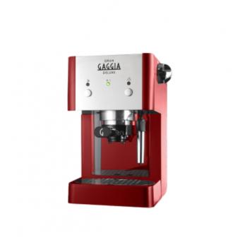 Еспресо кафе машина Gran Gaggia De Luxe Red