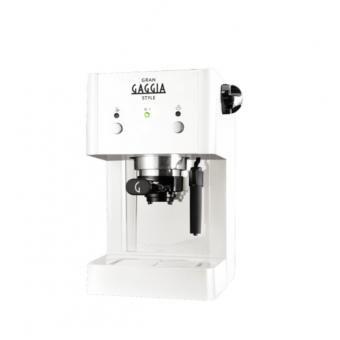 Кафе машина Gran Gaggia Style White